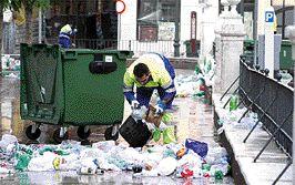 Trabajo basura